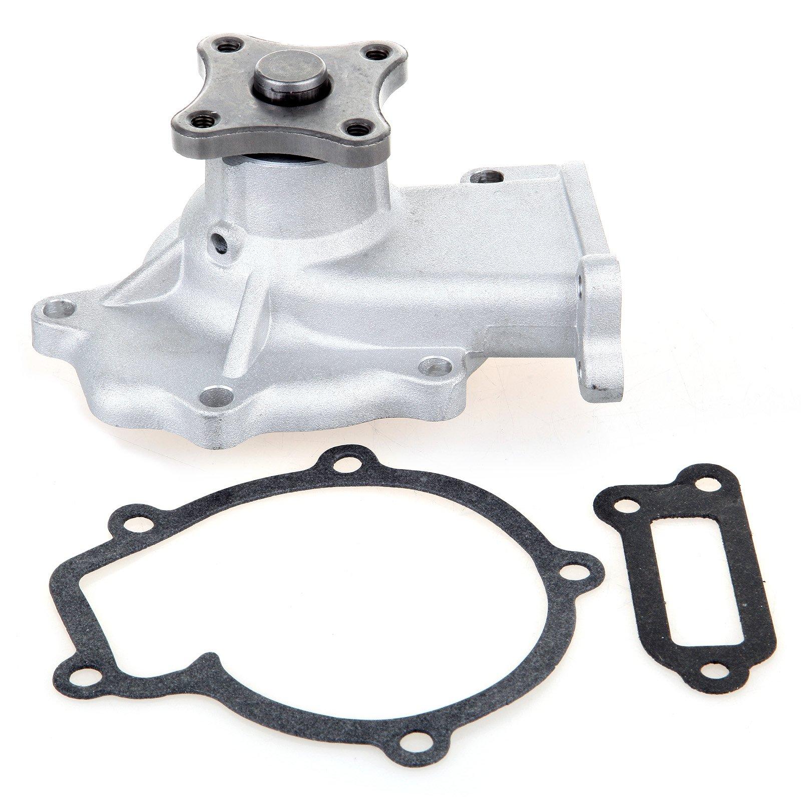 SCITOO Engine Water Pump fit 1991-1999 Nissan 200SX 1.6L NX 1.6L Sentra 1.6L L4 16v