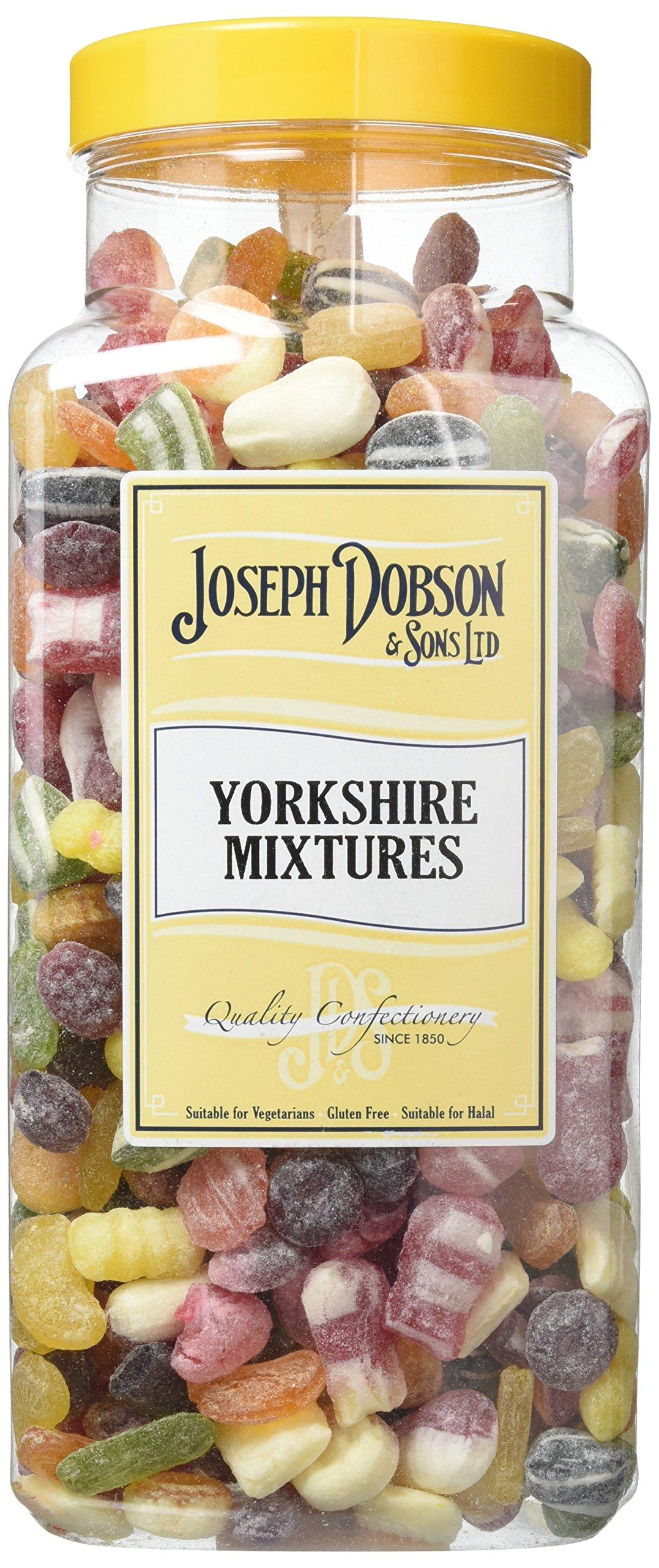 Joseph Dobson & Sons Yorkshire Mixture Sweets 2.72 kg