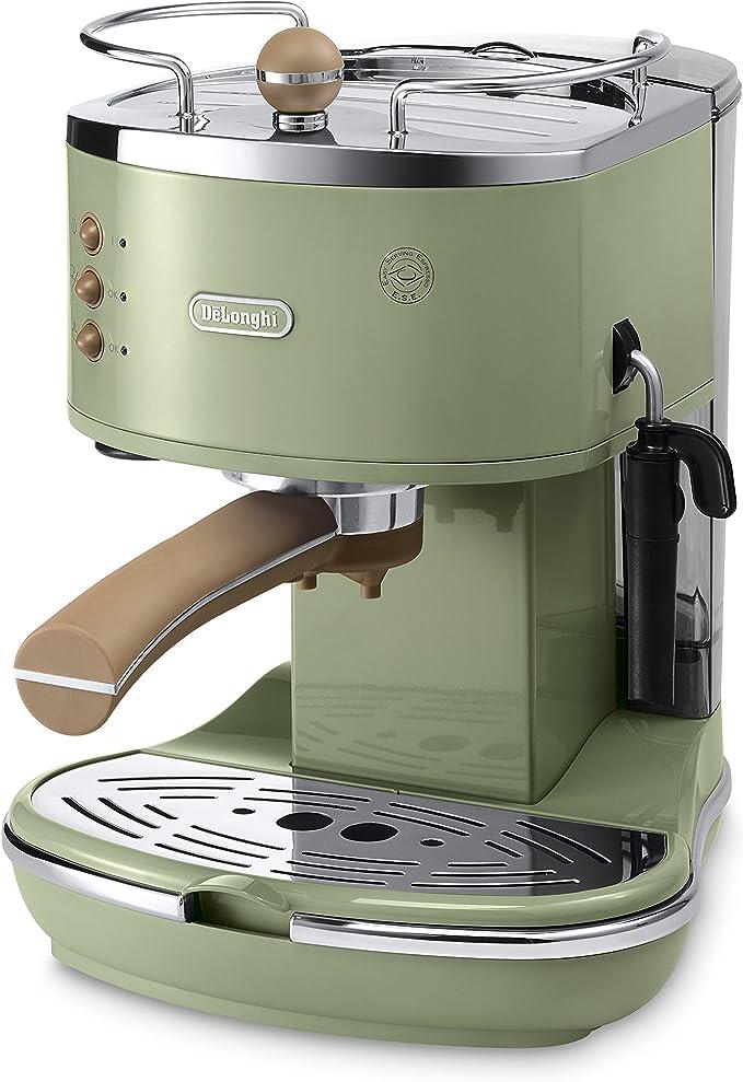 DeLonghi ECOV 311.GR Cafetera automática independiente, 1100 W, 1 ...