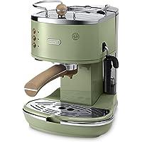 De'Longhi Icona Vintage ECOV311.GR Pump Espresso Coffee Machine  (Green)