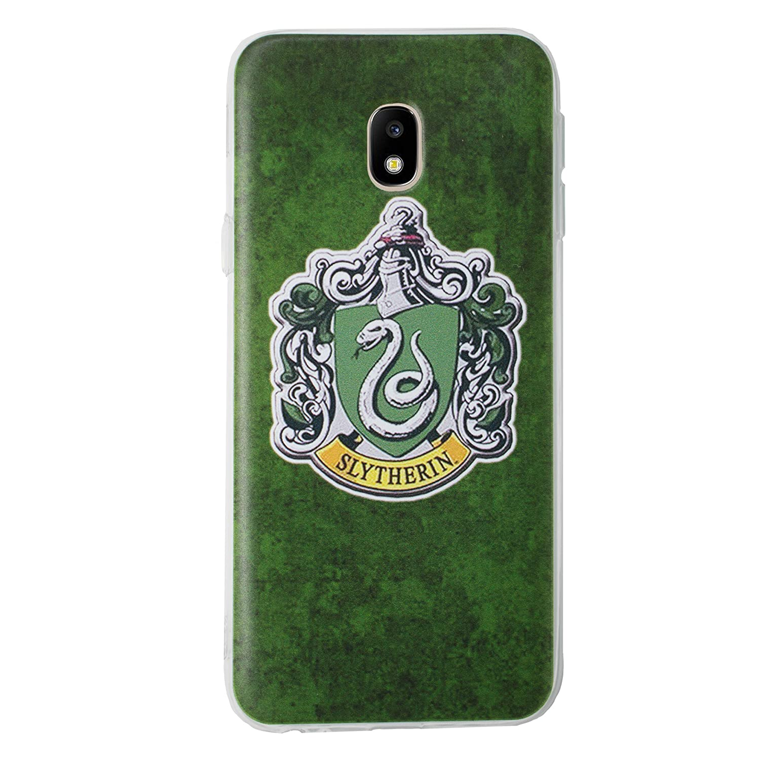 sports shoes dd892 cd378 Amazon.com: Galaxy J7 2017 Harry Potter Houses Silicone Phone Case ...