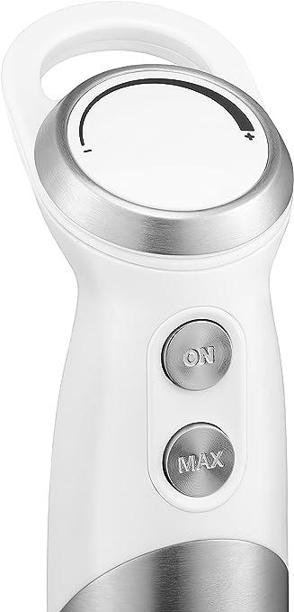 Lagrange 619 004 - Robot de cocina, color blanco y plateado ...