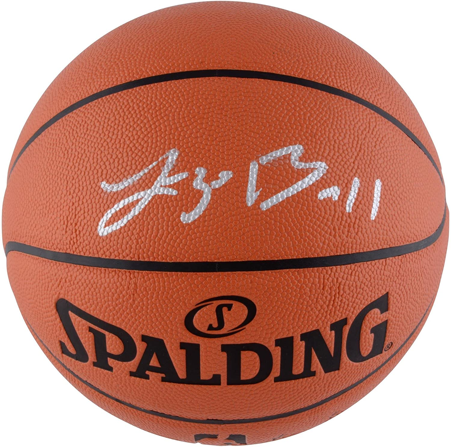 Lonzo Ball Los Angeles Lakers Autographed Indoor/Outdoor Basketball - Fanatics Authentic Certified - Autographed Basketballs