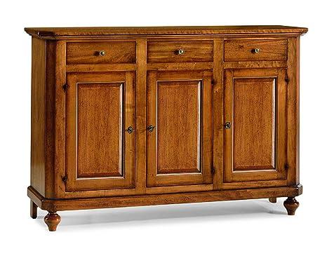 Credenza Arte Povera 3 Ante : Estea mobili mobile legno base credenza napoletana 3 ante arte