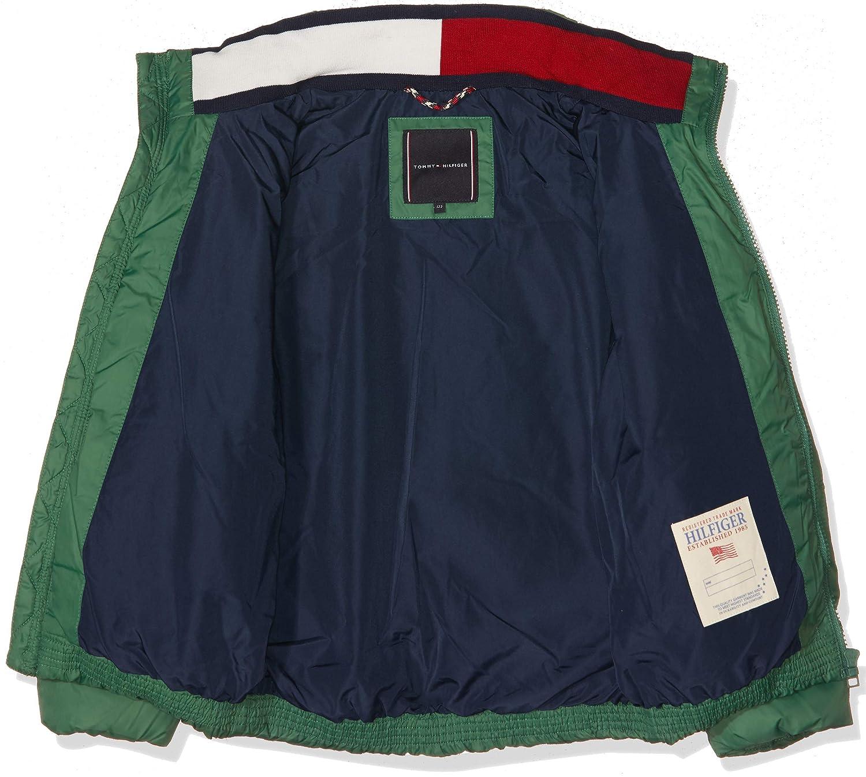 Tommy Hilfiger Jungen Essential Basic Down Jacket Jacke