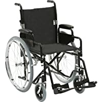 Drive Medical SSP18AM - Silla de ruedas autopropulsada