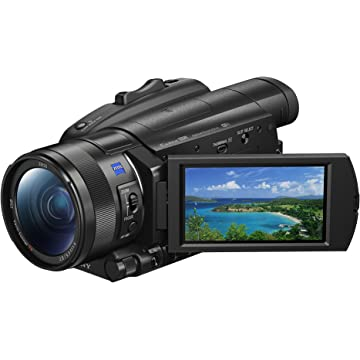 top best Sony FDR-AX700