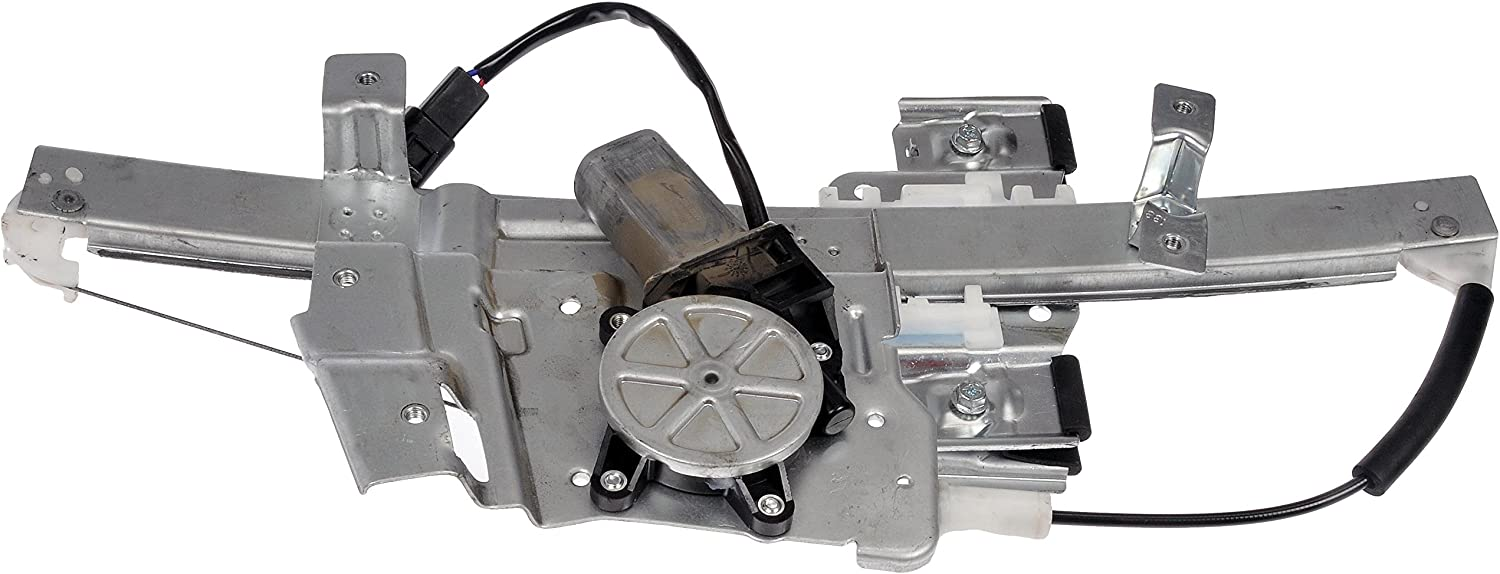 Dorman Front Right Power Window Motor for 1979-1996 Buick Century Electrical lf