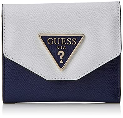 Guess - Maddy Slg Small Trifold, Monederos Mujer, Multicolor ...