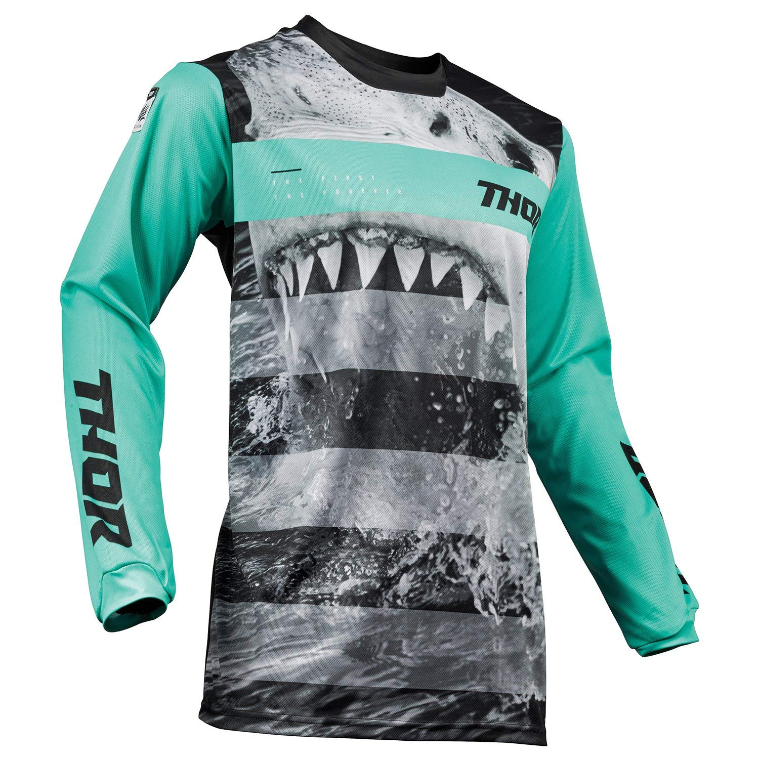 Thor Pulse Jaws MX Jersey