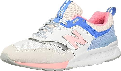 New Balance Damen 997h Sneaker, weiß