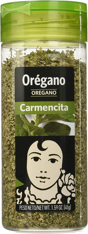 Carmencita Orégano Especias - 45 gr