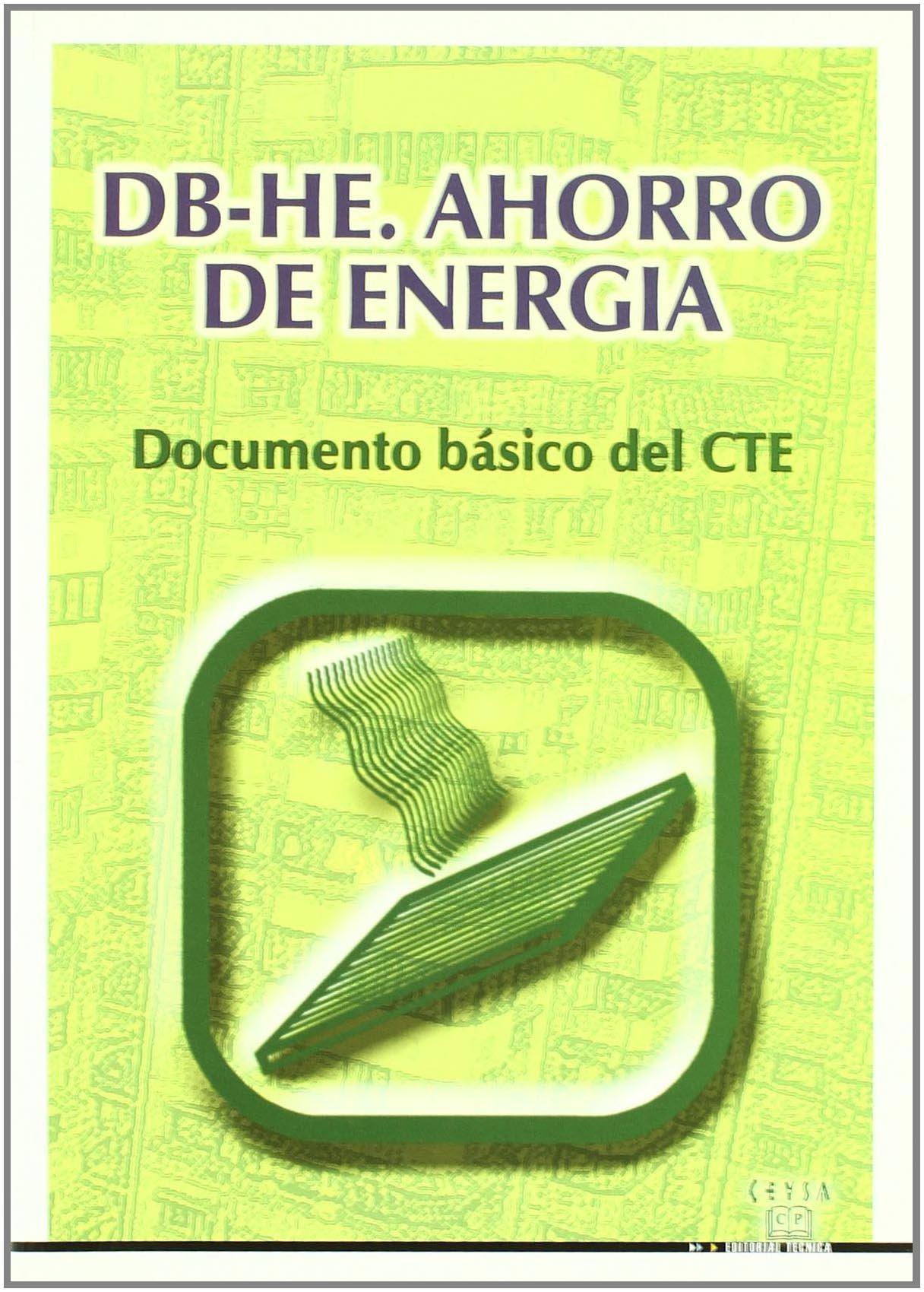 Db-he - ahorro de energia
