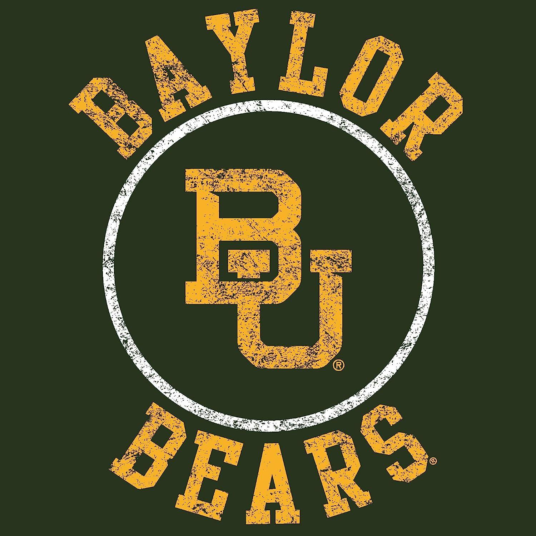 Amazon.com: Logotipo de círculo envejecido de NCAA, camiseta ...