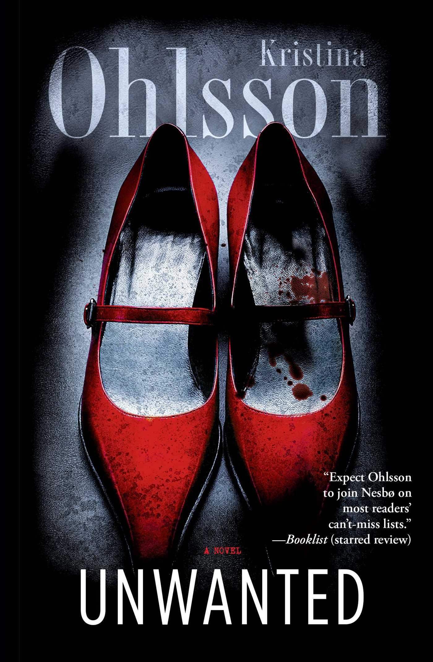 Amazon Unwanted A Novel The Fredrika Bergman Series