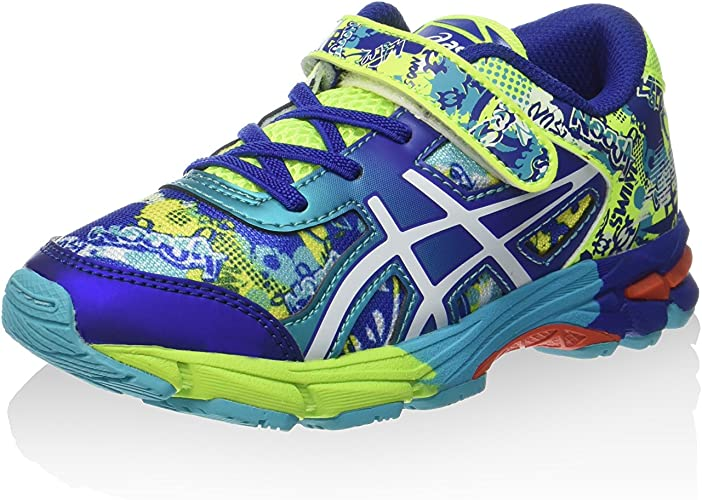 Asics Zapatillas Gel-Noosa Tri 11 PS Azul/Multicolor EU 32.5 (US 1): Amazon.es: Zapatos y complementos