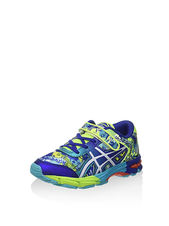 ASICS Gel Noosa Tri 11 PS Flash Yellow/White Kind [c604 N 0701]