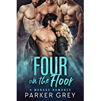 Four on the Floor: A Menage Romance (English Edition)