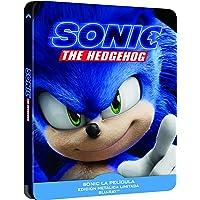 Sonic: La Pelicula - Edición Especial Metálica (BD)