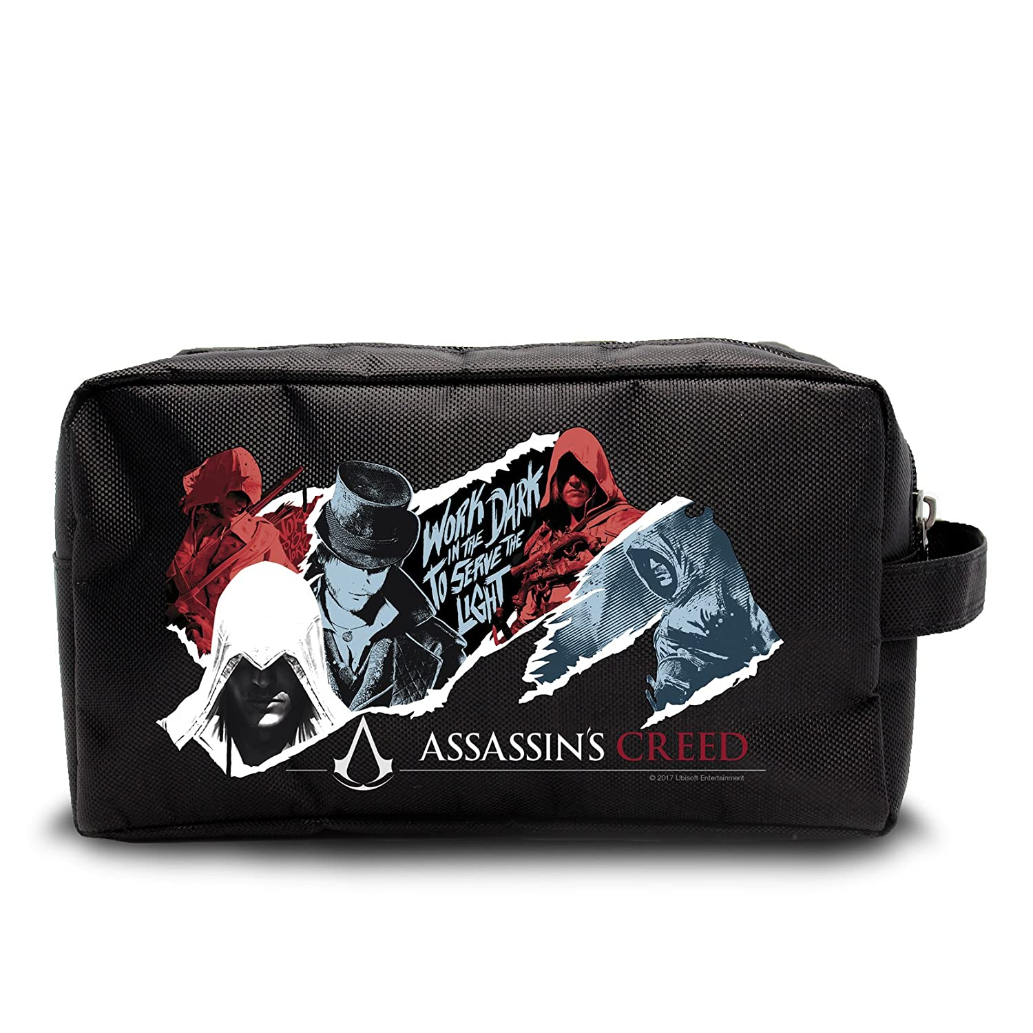 ASSASSIN'S CREED - Trousse de toilette Legacy Abysse Corp_ABYBAG238