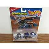 Hot Wheels JPL Sojourner Mars Rover Action Pack