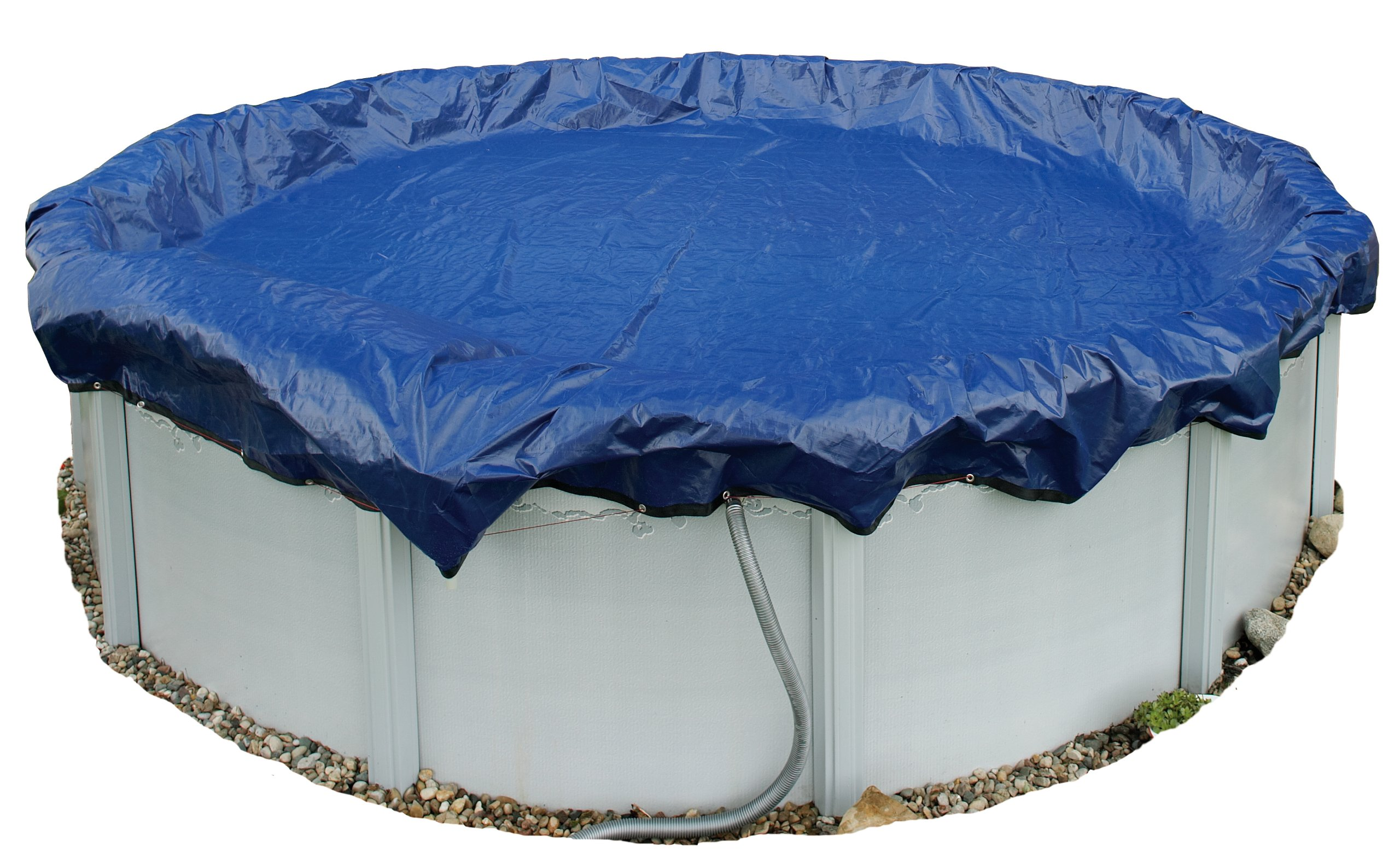 Blue Wave Gold 15-Year 24-ft Round Above Ground Pool Winter Cover by Blue Wave