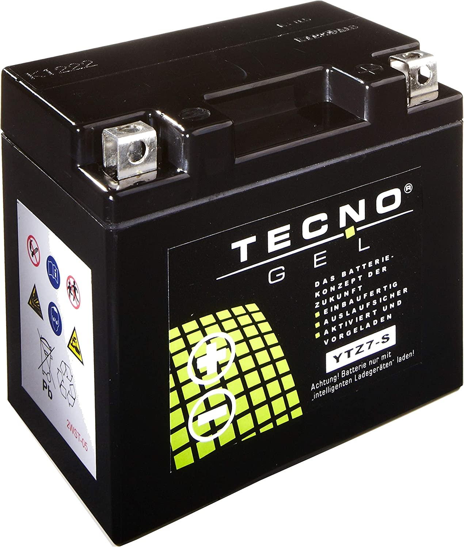 Tecno Ytz7s Gel Batterie Cbr 1000 Rr Fireblade 2008 2016 Auto