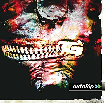 cd slipknot the subliminal verses