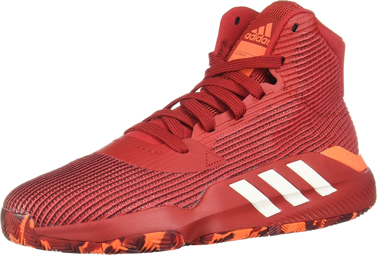 Amazon.com   adidas Men Shoes Basketball Pro Bounce 2019 Training ...