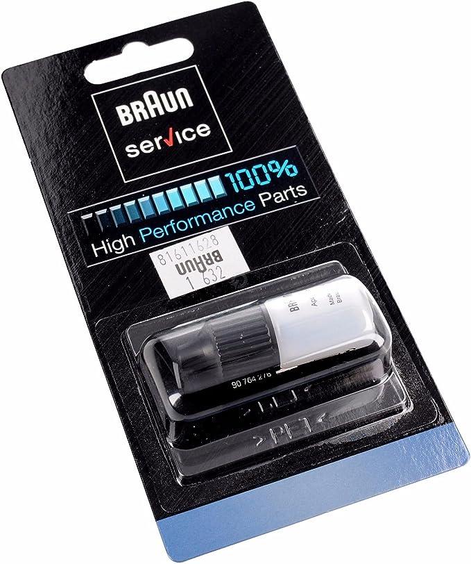 Braun - Aceite lubricante 5 ml para cuchillas de afeitadora, series Smart Control, cruZer, 1 3 5 7: Amazon.es: Hogar