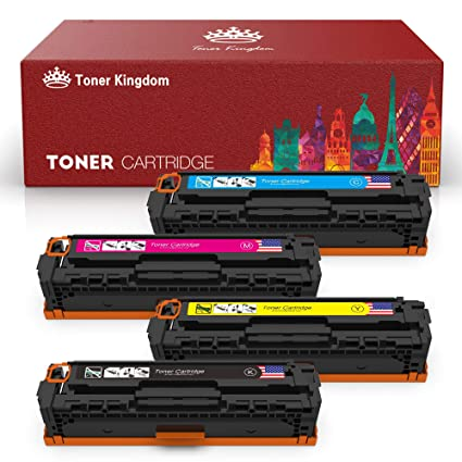 Amazon.com: Toner Reino Remanufacturado compatible con (128 ...
