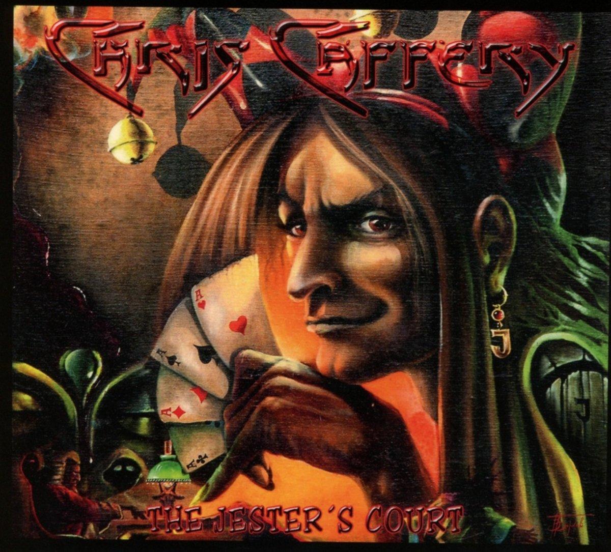CD : Chris Caffery - The Jester'S Court (CD)