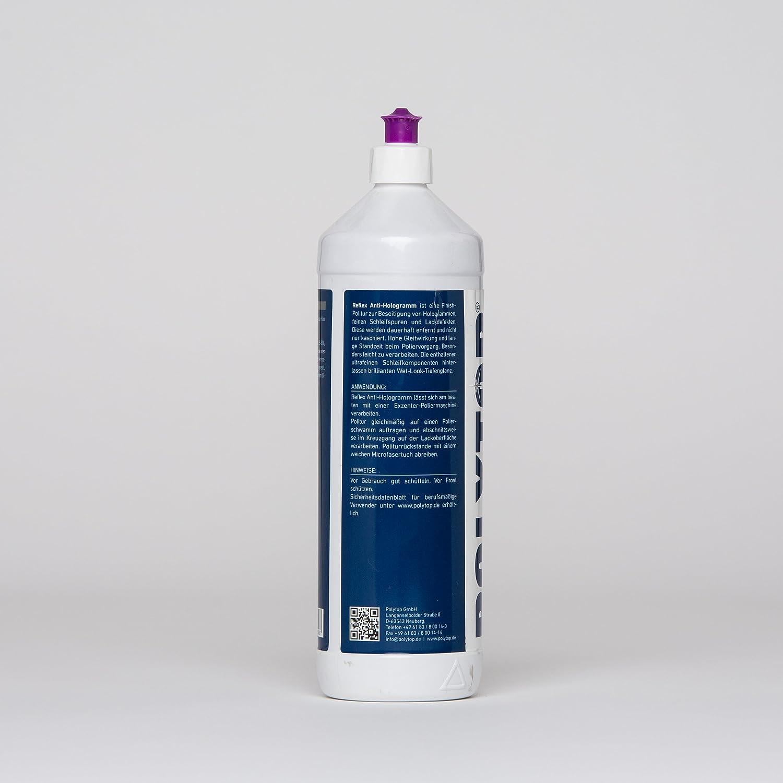 Polytop Reflex Anti Hologramm Politur 1 Liter Auto