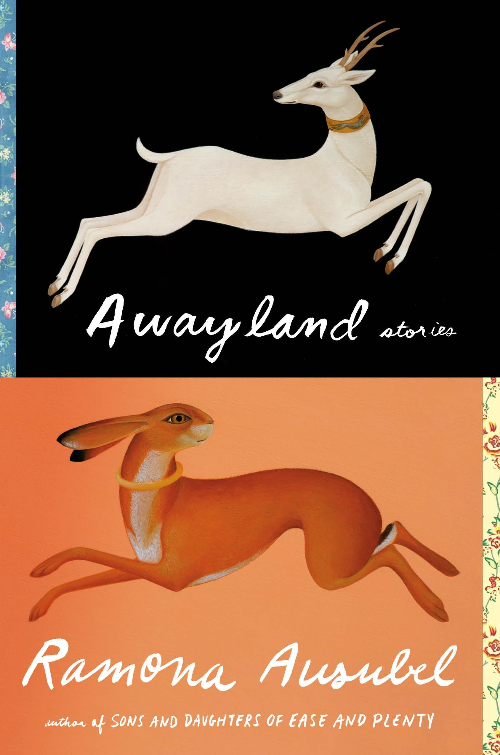 Awayland Stories Ramona Ausubel 9781594634901 Amazon Books