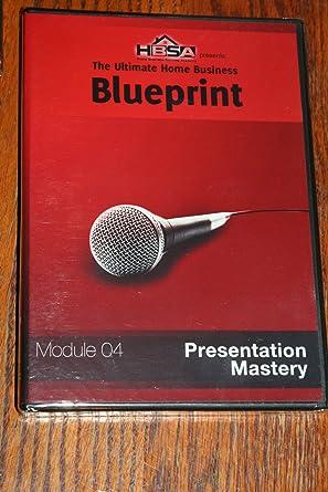 Amazon the ultimate home business blueprint module 04 the ultimate home business blueprint module 04 presentation mastery malvernweather Images