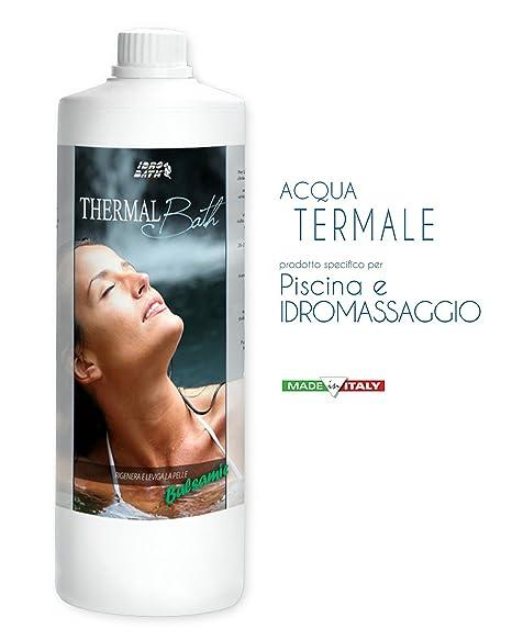 Agua termale addizionata de aroma Balsamica. Thermal Bath Balsamic 1 lt. – Ambientadores para