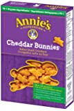 Annie's Homegrown Cheddar Bunnies Baked Snack Crackers, 213 Gram