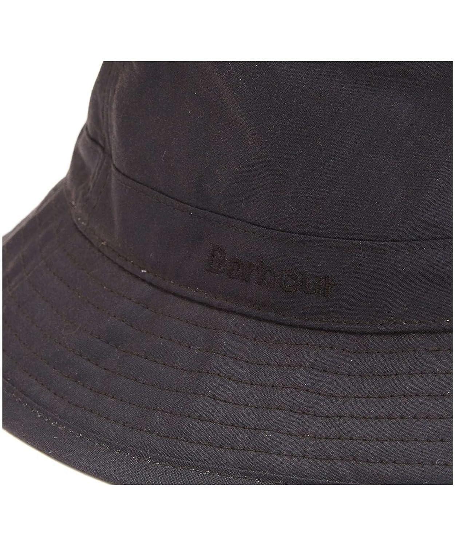 Barbour BAACC0247 BK91 Sombreros hombre negro S: Amazon.es: Ropa y ...