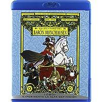 Las aventuras del Barón Von Munchausen