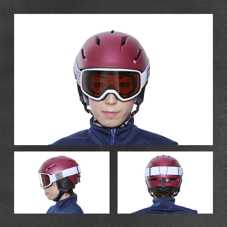 ICON/² Salomon Interno in mousse EPS 4D Casco da sci e snowboard da donna