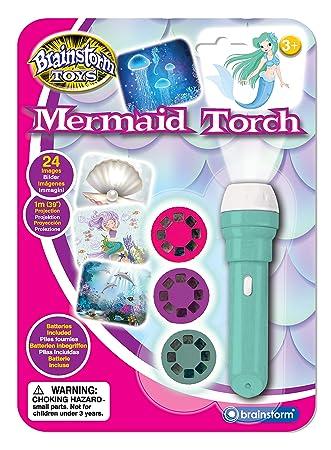 Brainstorm Toys E2057 - Linterna y proyector de Sirena: Amazon.es ...