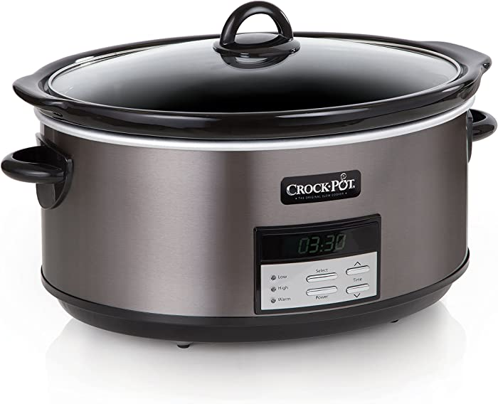 Top 10 85 Wt Programable Slow Cooker
