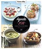 Agenda Cuisine et vins de France