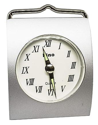 Despertador de Mesa y Colgar Bino: Amazon.es: Relojes