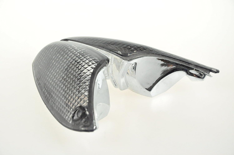 Topzone Lighting Rauchen Objektiv Motorrad Indikatoren Richtung f/ür BMW K1200S K1300S