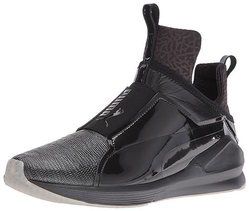 Amazon.com   PUMA Women s Fierce Metallic Cross-Trainer Shoe   Shoes 5195852abe2