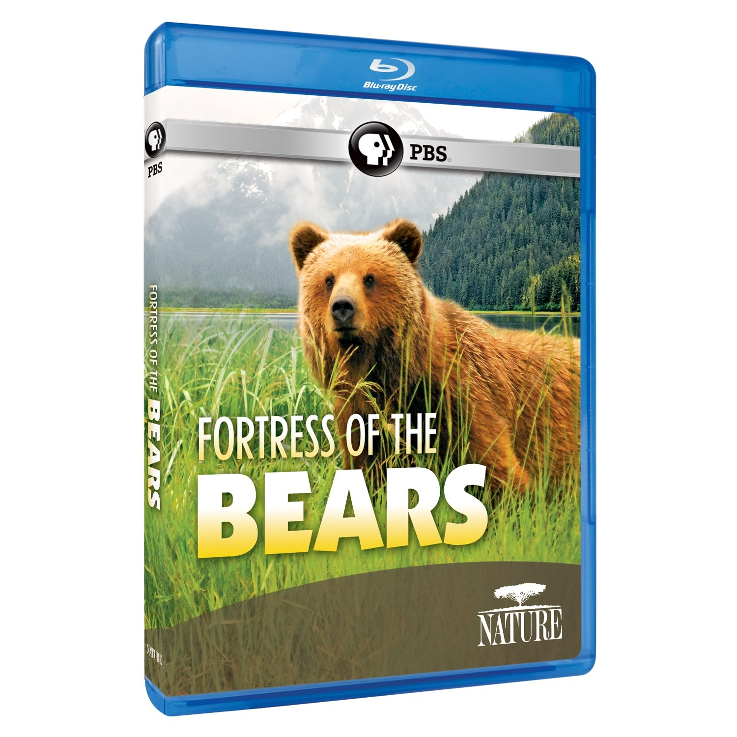 Blu-ray : Nature: Fortress Of The Bears (Blu-ray)