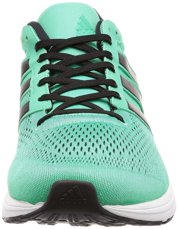 half off 59e30 2bf9b adidas Adizero Boston 6 M, Scarpe da Running Uomo, Multicolore (Hi-RES  Green S18Core BlackFtwr White), 46 EU Amazon.it Scarpe e borse