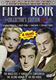 Film Noir, Vol. 1: The Naked Kiss, Kansas City Confidential, The Second Woman, The Red House (Collector's Edition)