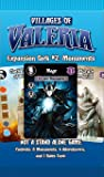 Villages of Valeria - Expansion: Monuments, Pack #2